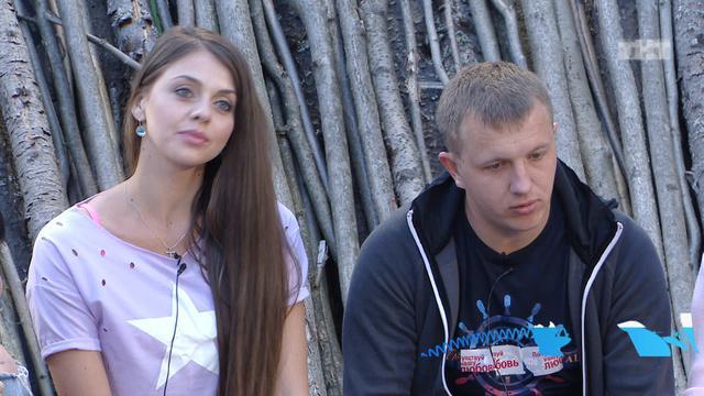 ДОМ-2 Город любви 4105 день Вечерний эфир (06.08.2015)
