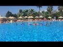 22 09 2017г Игры в бассейне Турция Сиде Starlight Sunrise Hotel
