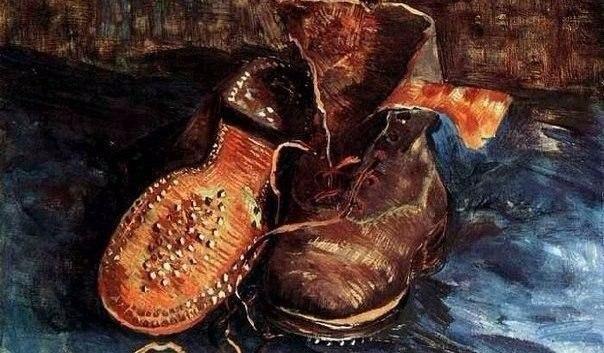 Прежде чем осуждать кого-то возьми его обувь и пройди его путь, попроб