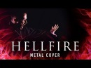 HELLFIRE - Metal Cover by Jonathan Young (Disney's Hunchback of Notre Dame)