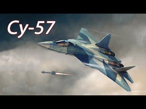 Сотни F 35 против одного Су 57