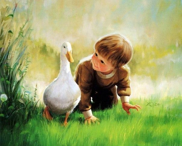 С обучающими песенками малыш лучше запомнит, как говорит курочка, уточка и другие животные. А еще под эти песенки здорово играть и веселиться!