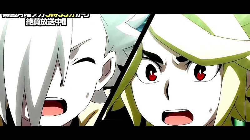 Beyblade Chouzetsu AMV Suoh vs Fubuki Falling Inside The Black