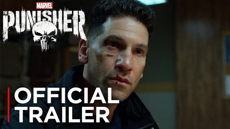 Marvel's The Punisher Season 2 | Official Trailer [HD] | Netflix