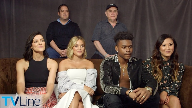 'Cloak Dagger' Cast Previews Season 1 Finale, More | Comic-Con 2018 | TVLine