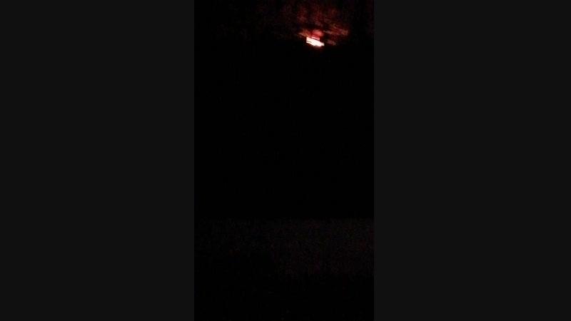 Пожар на подстанции м н Парковый