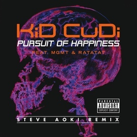 Kid Cudi альбом Pursuit Of Happiness