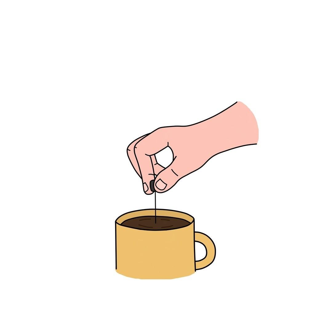 Чайный пакетик