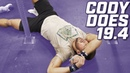 Cody Mooney Takes on Crossfit Games Open 19.4