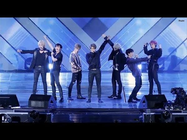 BTS (방탄소년단) | Anpanman (앙팡맨) Mirrored Fancam