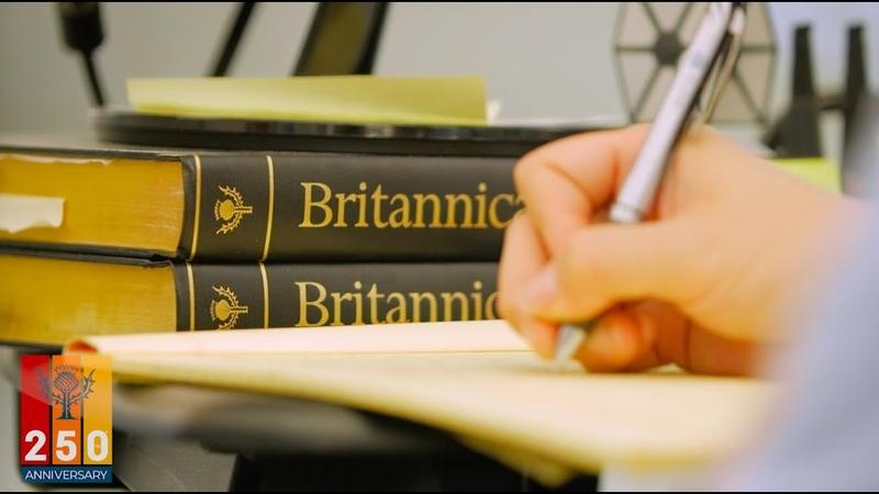 Encyclopaedia Britannica turns 250 years old
