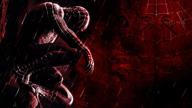 человек паук 3 часть 2
