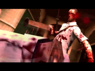 Все казни в manhunt 2 (hd 1080p) all executions in manhunt 2
