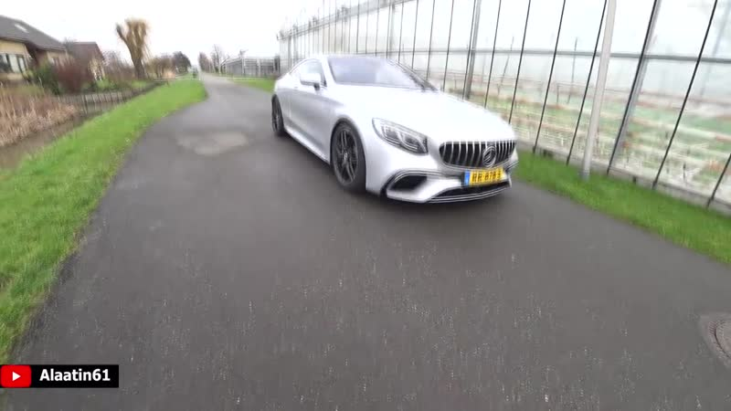 The New Mercedes AMG S63 4Matic Coupe 2019 Test Drive