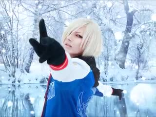 Соsplay photo gallery. Yuri!!! Оn ice.