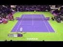 Caroline Wozniacki vs Victoria Azarenka WTA Qatar Total Open 2015 Highlights(QF)