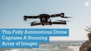 This Fully Autonomous Drone Captures A Stunning Array of Images