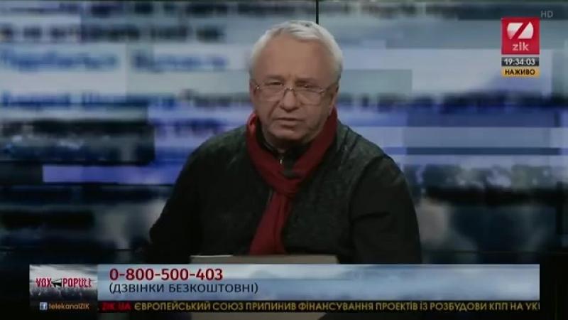 Vox Populi_ Олексій Кучеренко, екс-міністр ЖКГ (2005 р.)