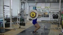 Бессонов Дима, 13 лет, св 38 8 кг Толчок 28 кг Есть личный рекорд! Новичок