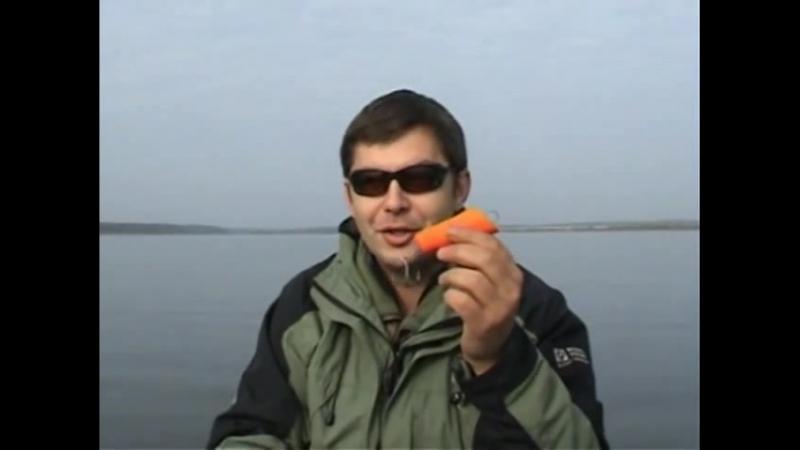 Как поймать щука на морковку! [vk.com/FISHka]