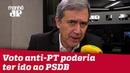 Voto anti-PT poderia ter ido ao PSDB se Doria fosse candidato à Presidência Marco Antonio Villa