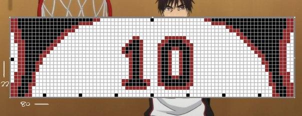 Схемы по аниме Баскетбол