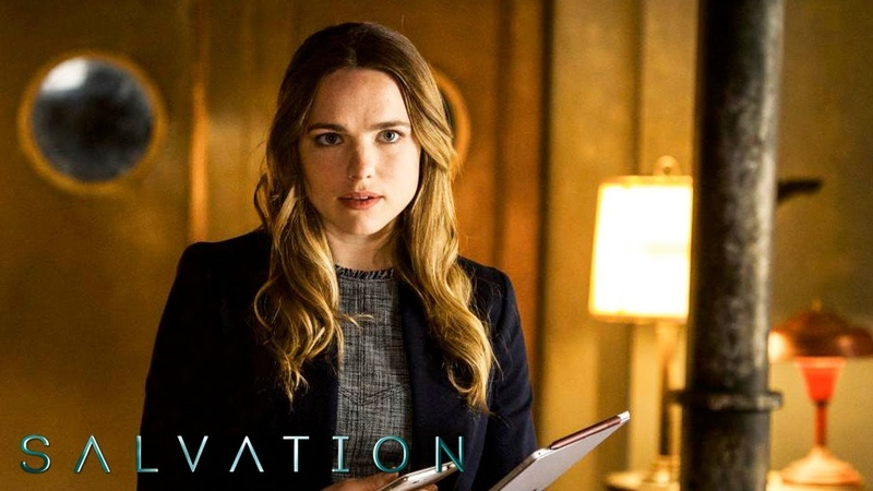 "Salvation / Спасение 2x03 ""Crimes and Punishment"" Promotional Photos Season 2 Episode 3"