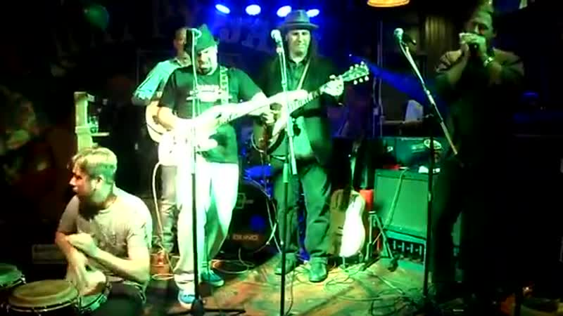 Dan Granero with Brian Kramer Band_I Hear The Blues Callin My Name.