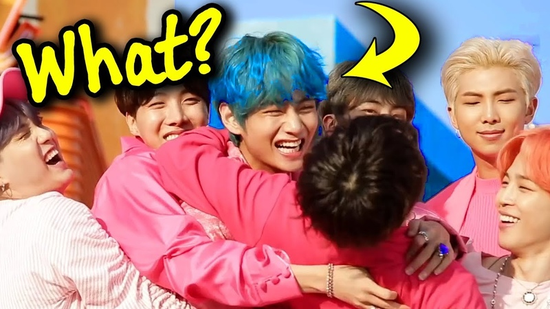 When BTS loves Taehyung too much 😆❤️