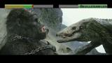 Kong - Skull Island (2017) King Kong vs Th