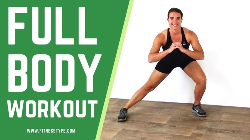 40 Minute Full Body Workout at Home for Weight Loss – Cardio Toning Exercises - No Equipment