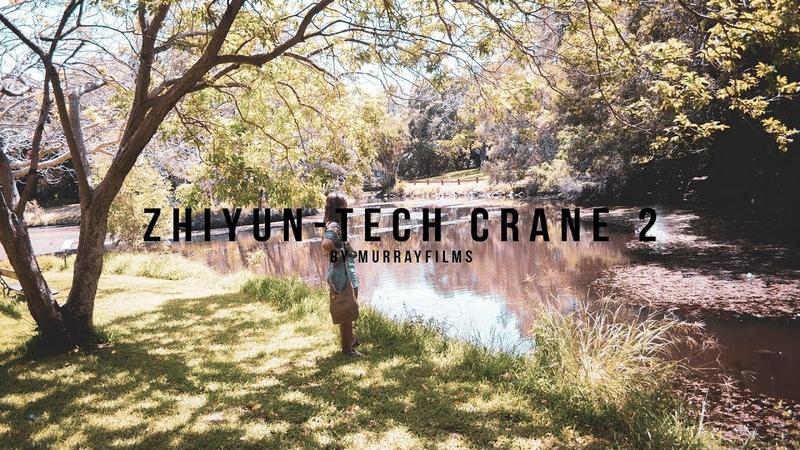 Zhiyun Tech Crane 2 Gimbal Test Footage