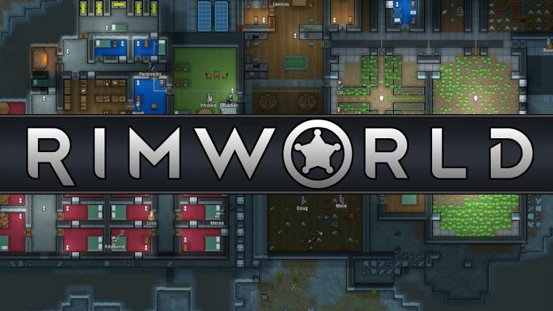Rimworld | Без модов,но с ПОСОСАМИ