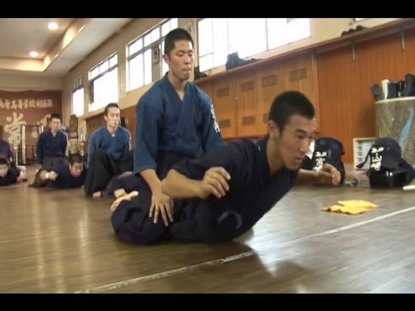 島原高校 剣道部 稽古① Shimabara High School Kendo Keiko1