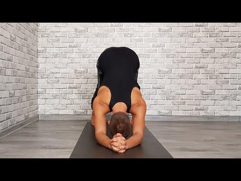 Хатха йога 82 Проработка плечевых суставов Прямая трансляция
