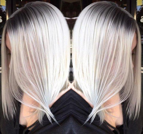 Стрижки и окрашивание волос 2017 новинки