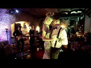 Свадебная вечеринка Антона и Ольги