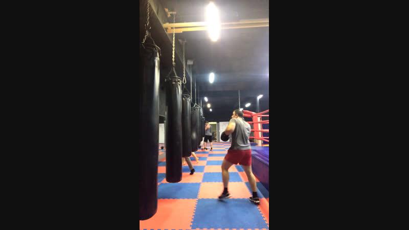 Голд Фитнес зал бокса и ММА