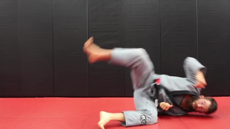 Butterfly Guard Sweep Solo Drill ( 720 X 1280 ).mp4