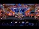 Sensational Dance Crew Get Tyra Banks GOLDEN BUZZER