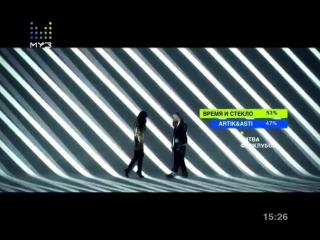 Artik & Asti — Неделимы (Муз-ТВ) Битва Фанклубов