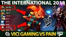 W33 vs Ori Solo Mid Total Domination - BIGGEST Outplay at The International - VG vs Pain Dota 2 TI8
