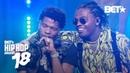 Выступление Lil Baby и Gunna с треками Yes Indeed YOSEMITE и Drip Too Hard на премии 2018 BET Hip Hop Awards