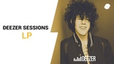 LP Lost On You Deezer Session
