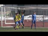 Алиса в футбольной стране на матче Строгино - Зоркий 1:0