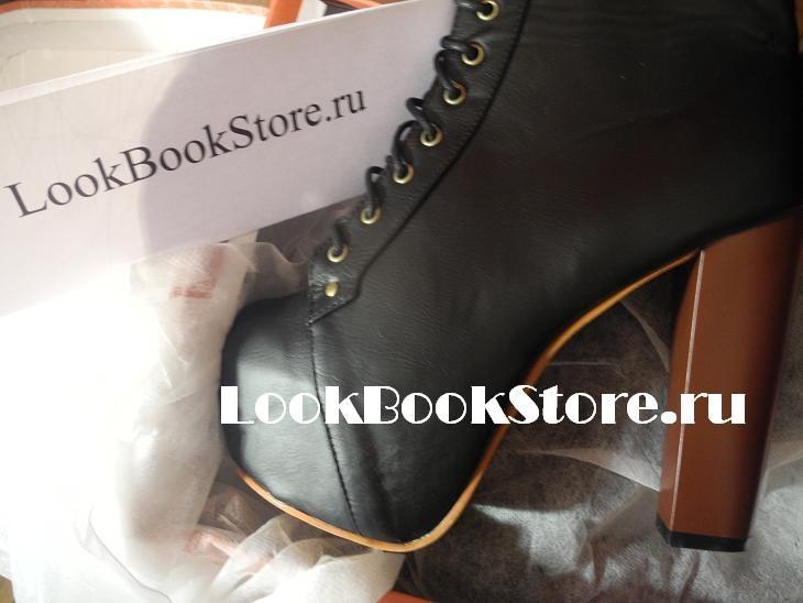 купить ботинки обувь ботильоны jeffrey campbell