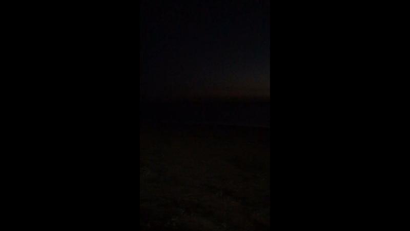 Темнота надвигается просто красиво