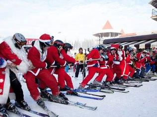 Берем горные лыжи и едем в Карпаты