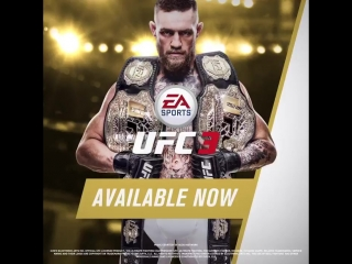 UFC 221 EA UFC 3 simulation.