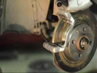 Замена передних колодок дисков на рено логан